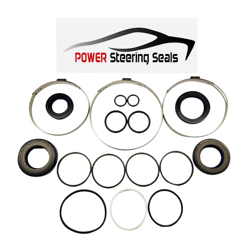 Power Steering Seals Honda Prelude Power Steering Rack And Pinion Seal Kit